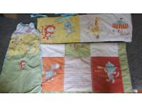 Mothercare Bedding bundle