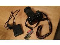 SONY DSLR A-100 Camera