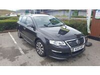 VW Passat 2010 1.6tdi, 2 owners only £30 road tax