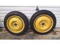 Spare wheels suitable for caravan/Trailer/Car