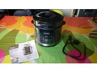 Pressure King Pro cooker. Used twice. 3l.