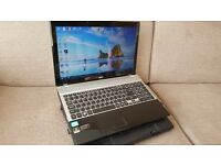 "Acer 15.6"" Quad Core i7-3610QM, 8GB RAM, 1TB, 2GB nVidia GT640M (GAMING LAPTOP) bundle"