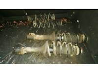 Mk1 seat leon cupra standerd springs and shocks
