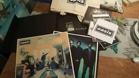 Oasis Definately Maybe Vinyl Box set