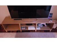 IKEA TV Stand - Oak Colour