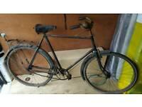Mens vintage bike