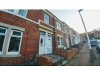 Gateshead/Felling -2 bed lower flat