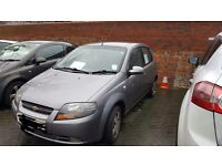 "Chevrolet Kalos ""07"" low mileage"