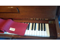 Beautiful Upright Yamaha Piano VGC