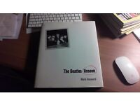The Beatles Unseen, a 350 page coffee table books of photos from the largest private collection