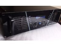 POWER AMPLIFIER, 1000 WATTS, DJ PARTY, DISCO,
