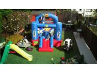 Bouncy castle very good condition