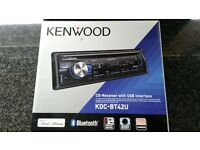 Kenwood Car Stereo/ Cd player