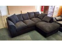 Corner Sofa (L-SHAPE) - Delivery Available