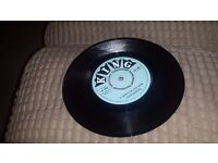 "VERY RARE VINYL RECORD 7"" SINGLE GAVIN HAMILTON ""IT WON'T BE THE SAME"" CAT No KG1067"