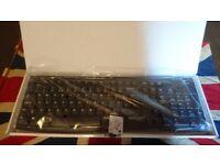 Logitech Wireless Keyboard K270 - UK English 105 Key Keyboard