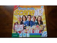 """Board game """"comedy movies scene it ?"""""""