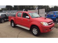 Hilux 3.0 AUTO - NO VAT!! reconditioned gearbox 10k ago, drives like new!