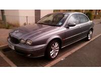Jaguar x type 2.5 AWD. Plate valued £900