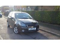 CHEVROLET AVEO 61 PLATE ++1.4 AUTOMATIC++5 DOOR++ LOW MILES ++ F/S/H++