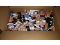 Makeup foundations joblot over 200