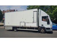 Iveco Eurocargo Camper Conversion Transporter