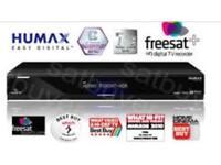 Satellite Hd digital tv recorder