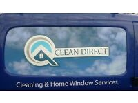Clean Direct Window Cleaning Services