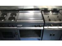 lincat chrome top griddle