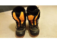 Raichle Dee Luxe Ladies Snowboard Boots Size 7