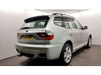 2004 | Bmw X3 2.5i Sport | 2 Fomer Keepers | Leather | Sport Bodykit | Sensors | Colour Coded