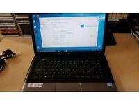 HP 250 laptop. Windows 10 Pro. Office 2013 Pro. Intel i3 Fast laptop Full HD 15.6 Inch screen