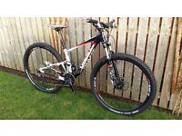 For Sale - Giant Anthem X3 29er Full Suspension Mountain Bike
