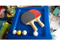 Ping-pong table tennis NEW