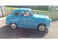 austin a30 1957 totally rebuilt 3yrs ago. never been on the road. original log book . as new