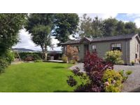 2 bedroomed lodge in the Lakes