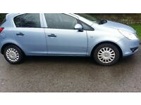 vauxhall corsa 1.3 cdti diesel full service history 1 owner only £ 30 road tax