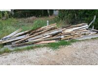 FREE FIREWOOD OR PROJECT BUILDING WOOD