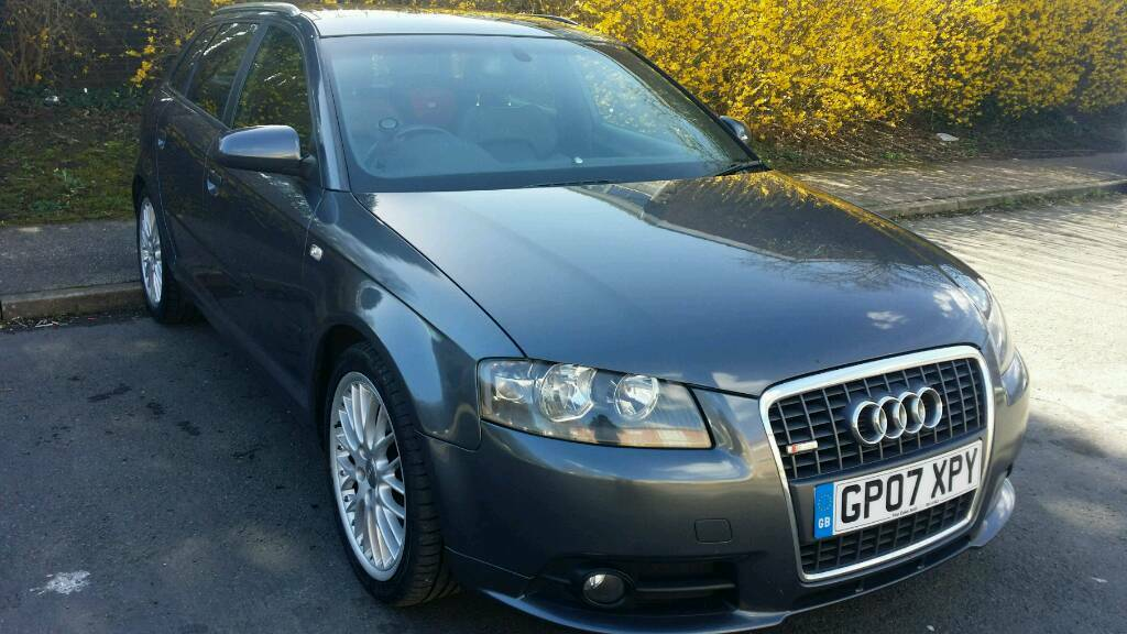Audi A3 S tronic S Line168 Bhp Automatic