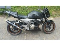 FOR SALE; KAWASAKI Z750 2004 IN EXCELLENT CONDITION