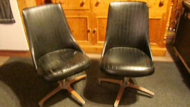 chromecraft retro chairs