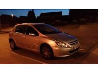 Automatic 307 peugeot late 2004 for UREGNT sale