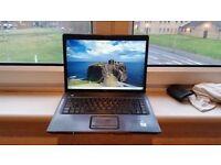 hp g6000 windows 7 80 g hard drive 2g memory webcam wifi dvd drive charger