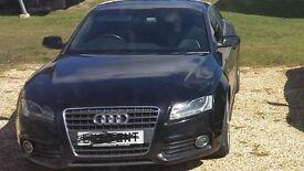 Audi a5 sline black 59 plate stunning car