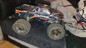 Traxxas stampede xl5 brushless
