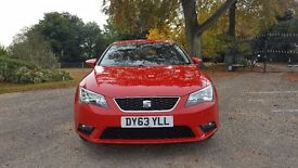 2013 Seat Leon 1.6 Se Tdi S-a (Tech Pack) Just Serviced