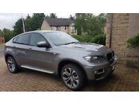 2014 BMW X6, 3.0L, xDrive, 5 Door