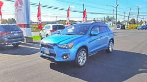 2013 Mitsubishi RVR GT PREMIUM 4WD loaded for only $146 BW