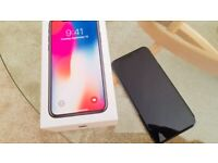Iphone x 64gb unlocked used