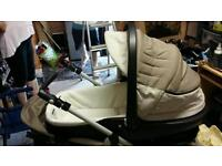 Chiccho 4me travel system
